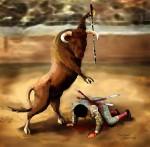 Bull picture