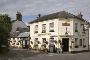 Hop Blossom Pub, Farnham