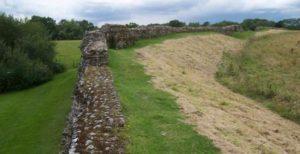 slichester roman wall